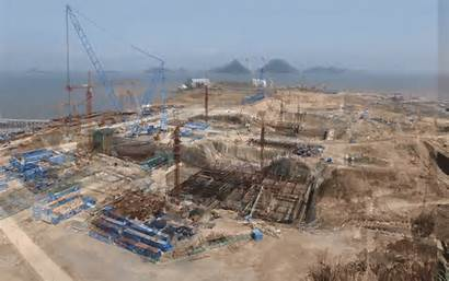Nuclear Construction Lapse Power Ap1000 Westinghouse America