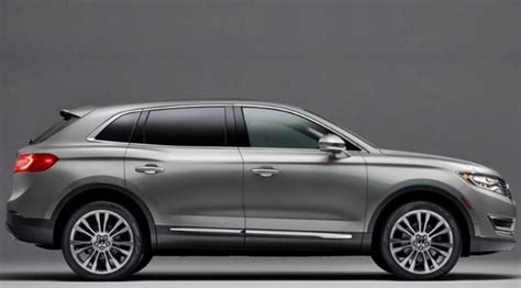 lincoln 2017 crossover 2017 lincoln mkx luxury crossover suv reviews redesign