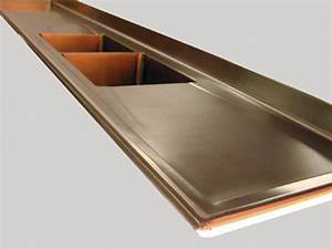 Stainless Steel Edge Profiles - Brooks Custom