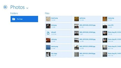 Windows 8 Gets Dropbox App; Still No Windows Phone 8 Love