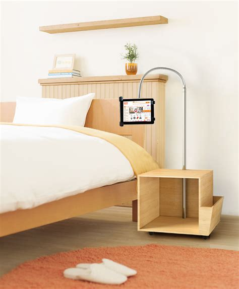 bed stand universal tablet ebook floor stand holder for the