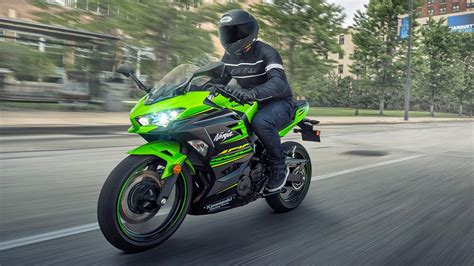 Kawasaki Unveils The Brand New 2018 Ninja 400 News  Top