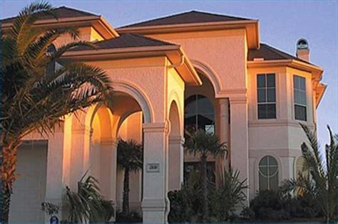 mediterranean house plan    bedrm  sq ft home theplancollection