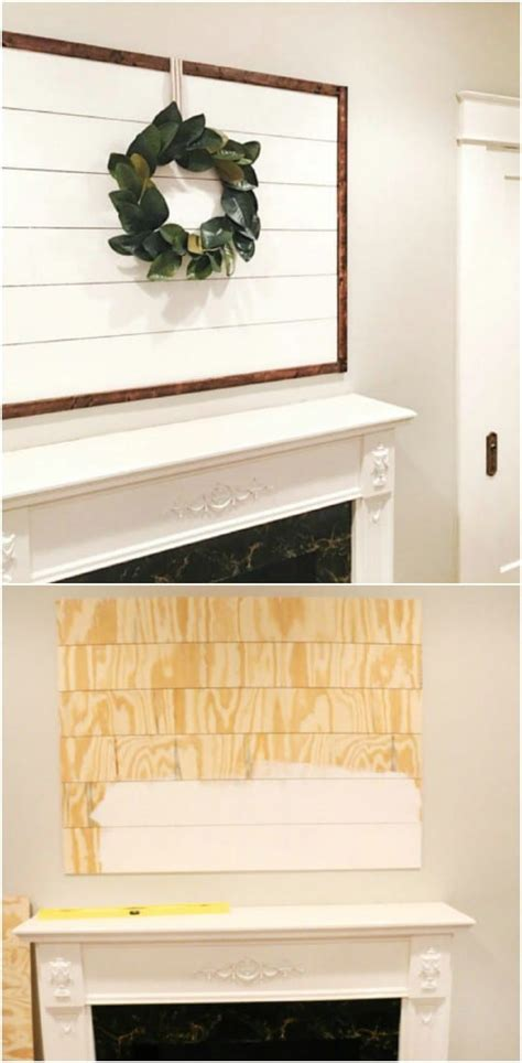 Rustic Diy Shiplap Decor And Furniture  Ee  Ideas Ee   Style
