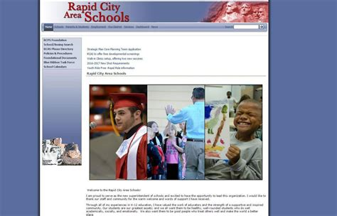 New Website Coming To Rapid City School District Local