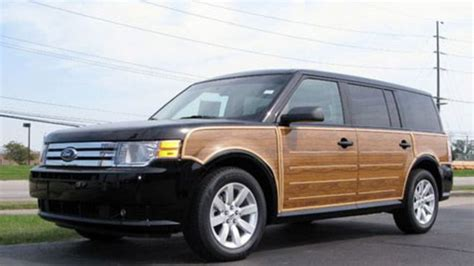 Metro Detroit Dealer Sports Ford Flex Woody
