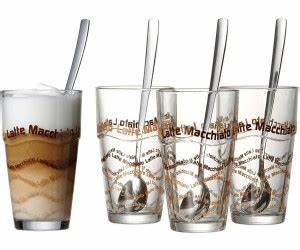 Latte Macchiato Löffel : ritzenhoff breker latte macchiato gl ser plus l ffel ~ A.2002-acura-tl-radio.info Haus und Dekorationen
