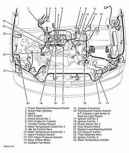 2000 Toyota Sienna Engine Diagram