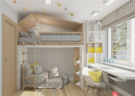 loft bed mommo design
