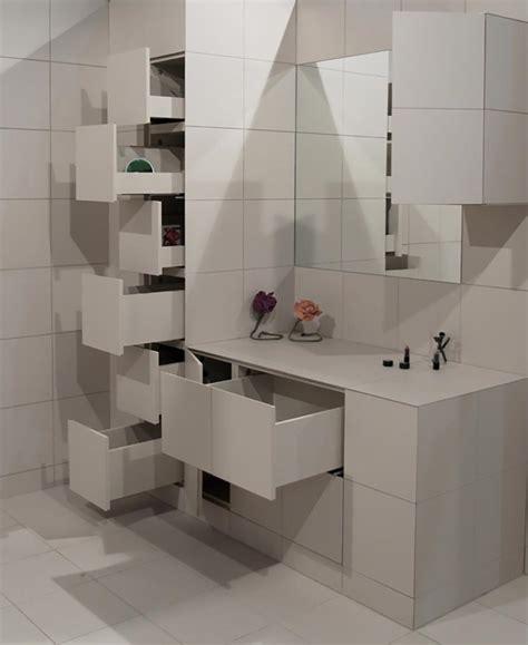 cuisine moderne ikea rangement salle de bain aussi fonctionnel qu esthétique design feria