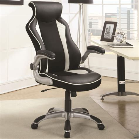 Office Chairs In Las Vegas by Black And White Race Car Seat Design Office Chair Las