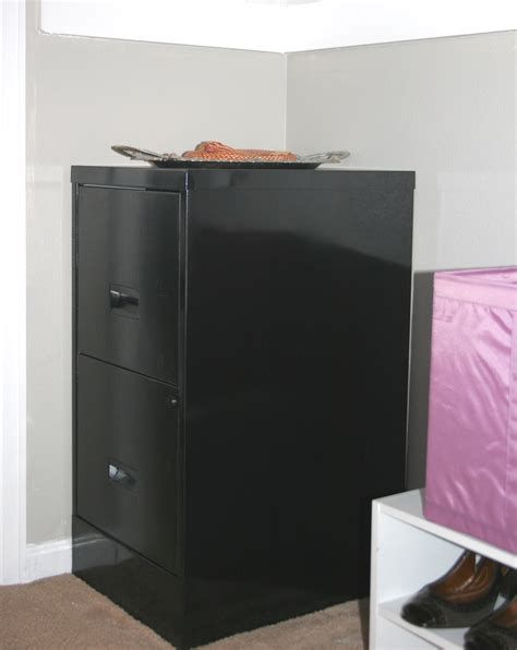 how to paint metal file cabinet how to spray paint a metal filing cabinet this bold home