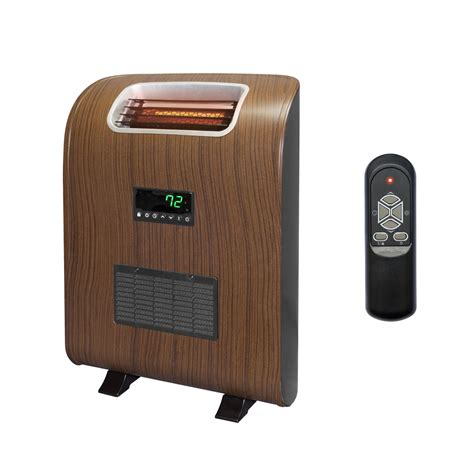 heat ls for sale 1500 watt compact infrared electric heater w 3 heat
