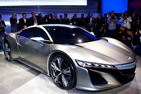 future ride 2012 acura nsx concept