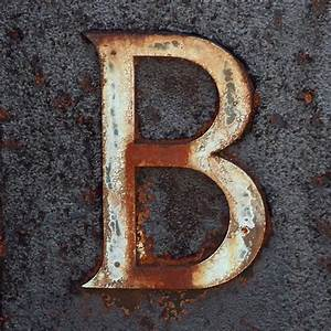 Letter b by leo reynolds for Photo letters