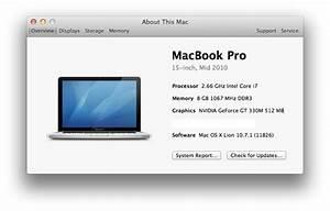 ram macbook pro mid 2012