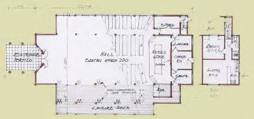 floor plans for small homes a modern wedding venue farmer 39 s weekly