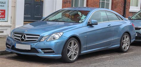 Mercedes Class by Mercedes E Class C207