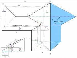 Dachfläche Walmdach Berechnen : dachstuhl kosten und ausschreibungstexte mit mengen ~ Themetempest.com Abrechnung