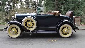 1930 Ford Model A Roadster - Walkaround Tour
