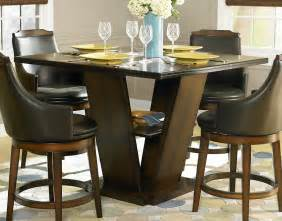 Homelegance Bayshore Counter Height Dining Table 5447-36