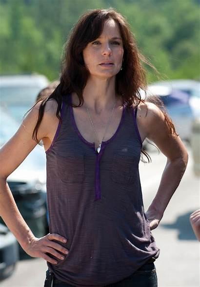 Wayne Sarah Callies Walking Dead Lori Grimes