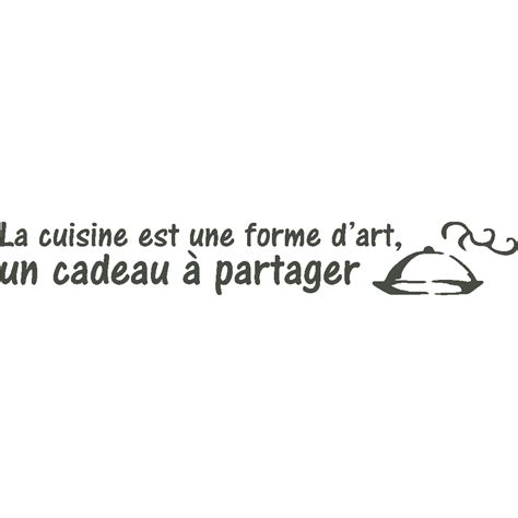 citation cuisine amour stickers stickers citations cuisine stick