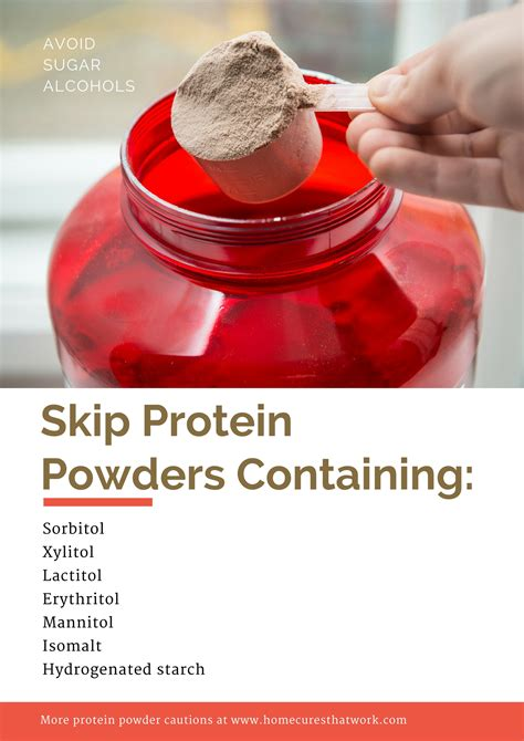 Best And Worst Protein Powders