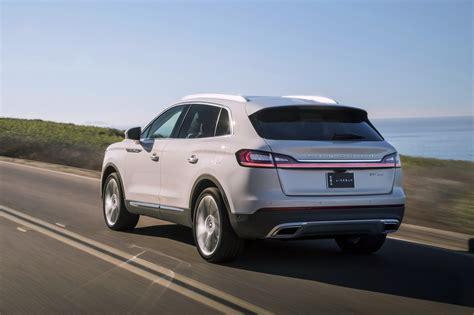 2019 Lincoln Nautilus Debuts Sounding Way Cooler Than