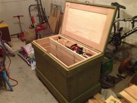 Woodworking Crate