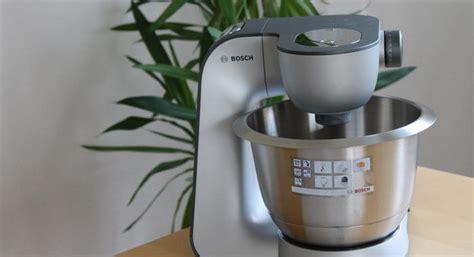 » Bosch Mum56340 Küchenmaschine Styline Mum5 Im Test