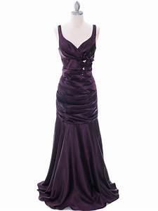 Chart View Dark Purple Bridesmaid Dress Sung Boutique L A