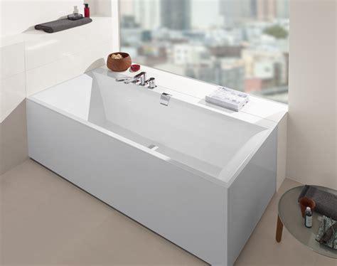 Squaro Edge 12 Bathtub By Villeroy & Boch