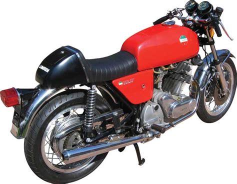 Classic Italian Motorcycles