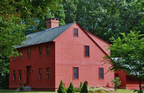 unique salt box colonial design pictures home building plans