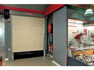 Porte Automatique Magasin : porte souple rapide contact record portes automatiques ~ Maxctalentgroup.com Avis de Voitures