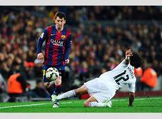 Lionel Messi Photos FC Barcelona v Real Madrid CF La
