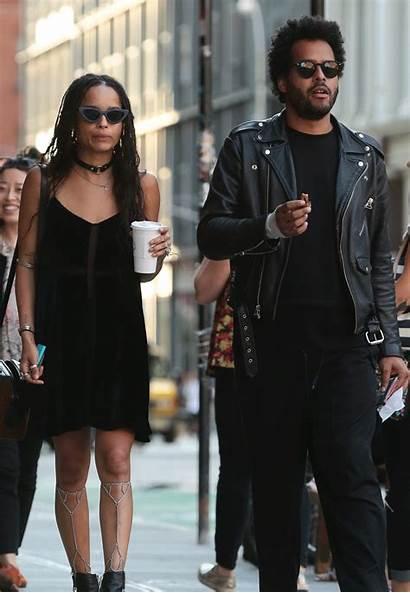 Kravitz Zoe Lenny Lisa Bonet Boyfriend Lewis