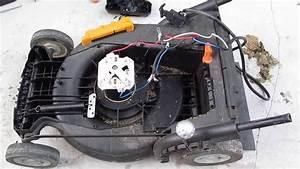Teardown  Worx 24v Cordless Lawn Mower  What U0026 39 S Inside