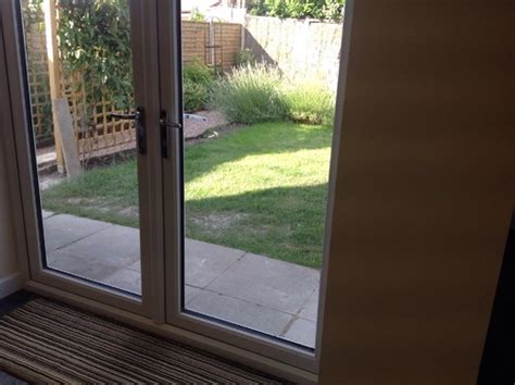 window dressing for patio door