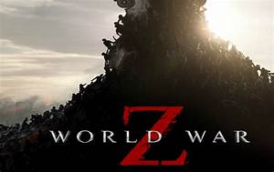 world war z movie font... please??? - forum | dafont.com