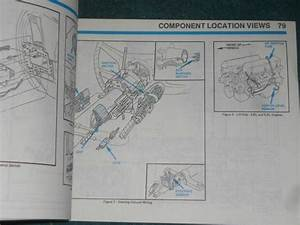 Buy 1988 Ford Thunderbird    Mercury Cougar    Wiring  U0026 Vacuum Diagram Shop Manual Motorcycle In