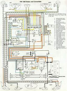 U0026 39 66 And  U0026 39 67 Vw Beetle Wiring Diagram