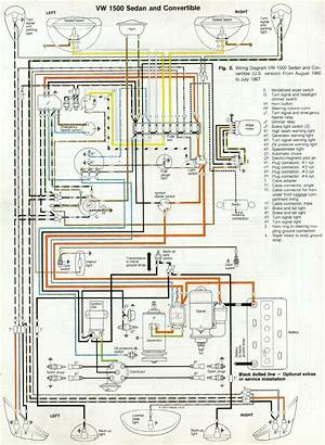 1970 Vw Beetle Engine Parts Diagram 41684 Desamis It