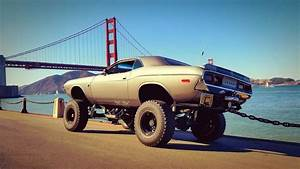 For Sale  1972 Challenger With A Chevy V8 And 4 U00d74 Chassis