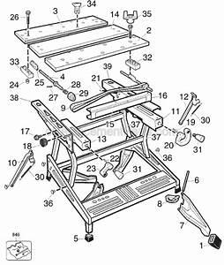 Black And Decker Wm425 Parts List And Diagram