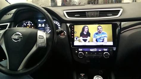 nissan qashqai multimedya navigasyon   youtube