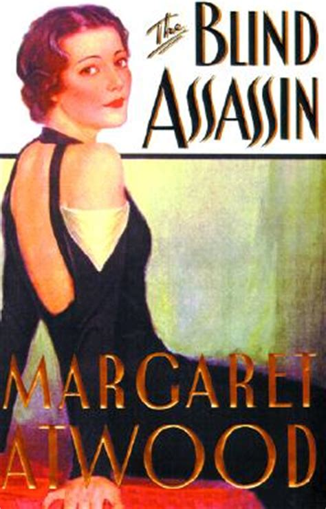 the blind assassin by margaret atwood the blind assassin hardcover vroman s bookstore