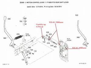 Zd28 Deck Parts