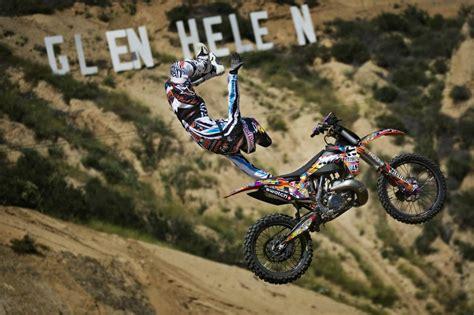 video motocross freestyle freestyle motocross glen helen raceway san bernardino